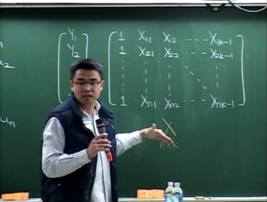 計量經濟學(迴歸分析)-雲端 - 張翔